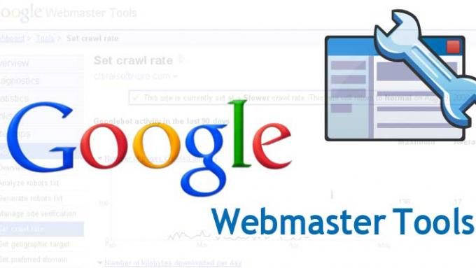 Herramientas Google para desarrolladores web