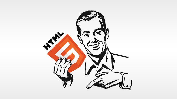 Novedades de HTML5